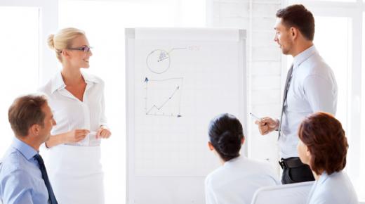 Prezentační dovednosti – 6 chyb začátečníků