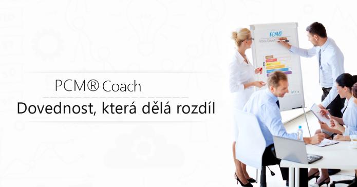 Trénink PCM® Coach – poprvé v České republice
