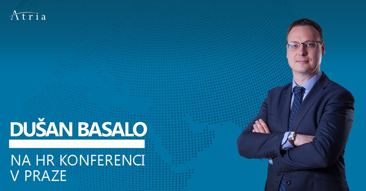 Dušan Basalo z Atria Group o organizační kultuře na HR konferenci