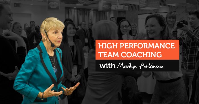 High Performance Team Coaching Marilyn