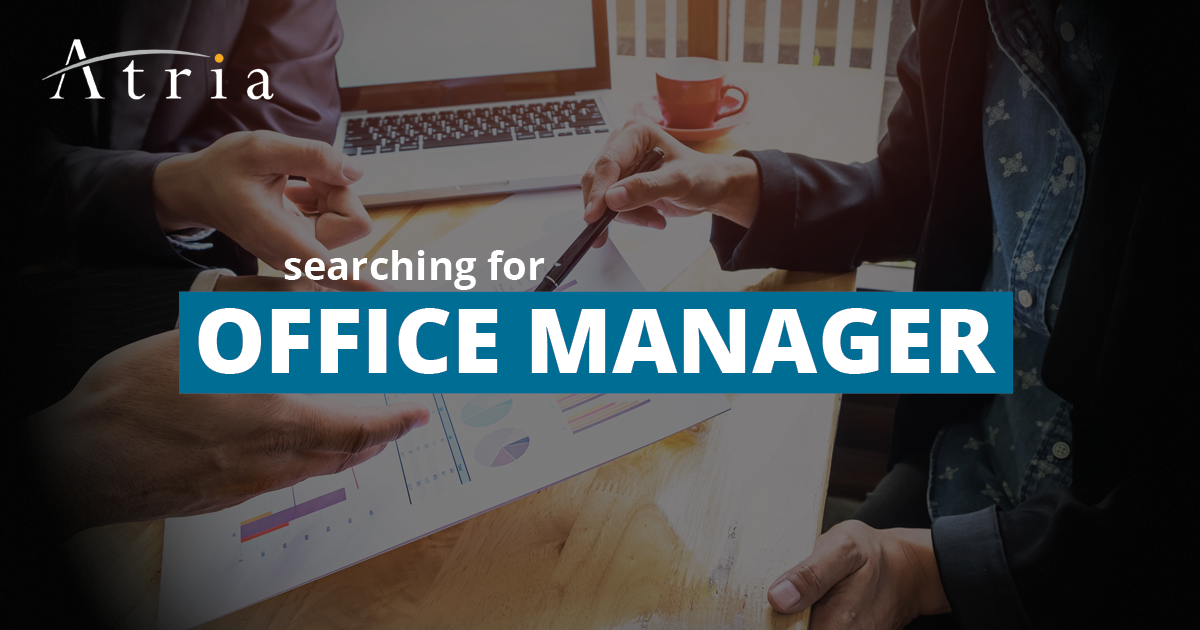 Searching for Office Manager