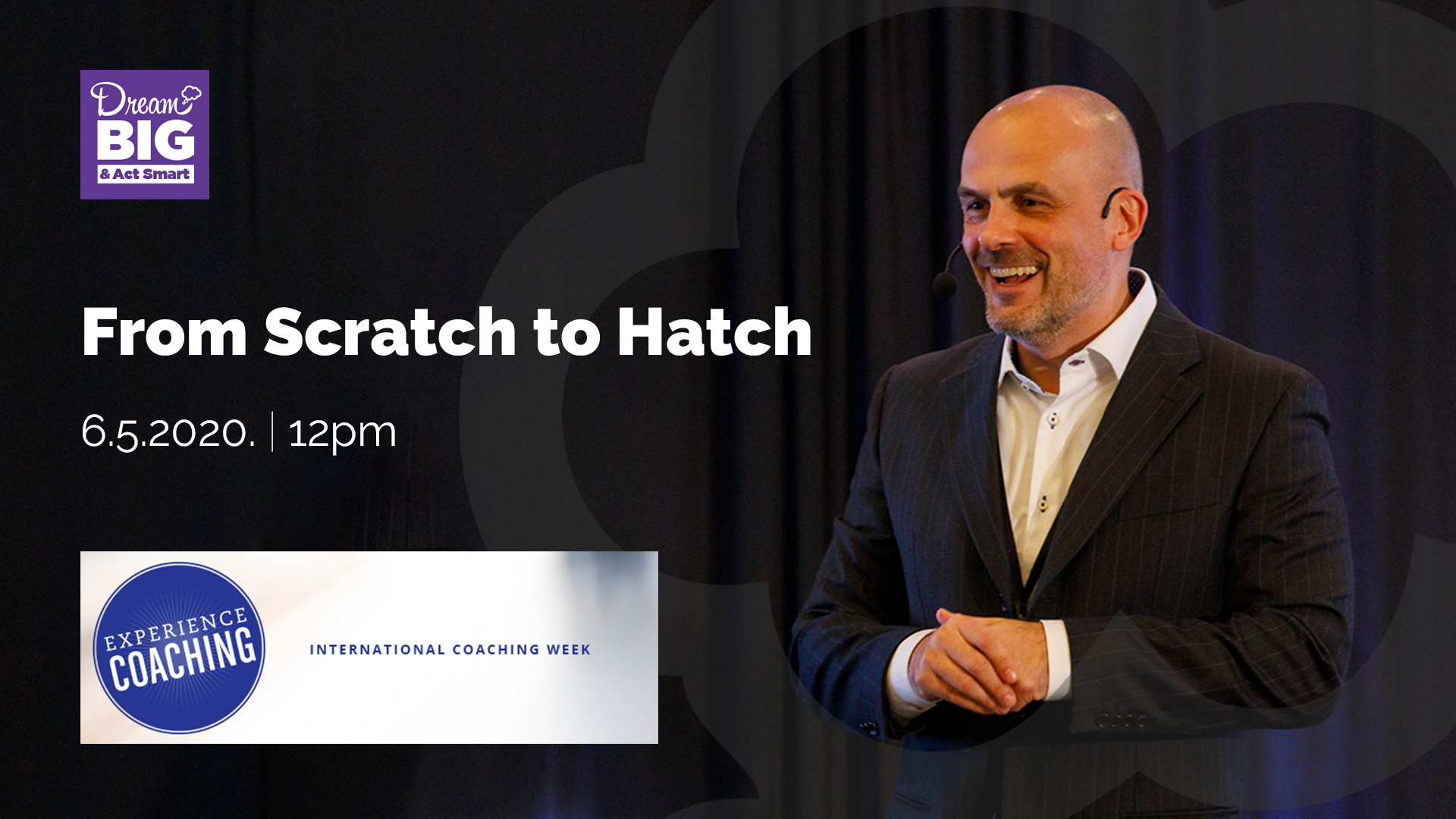 From Scratch to Hatch – Webinar in English